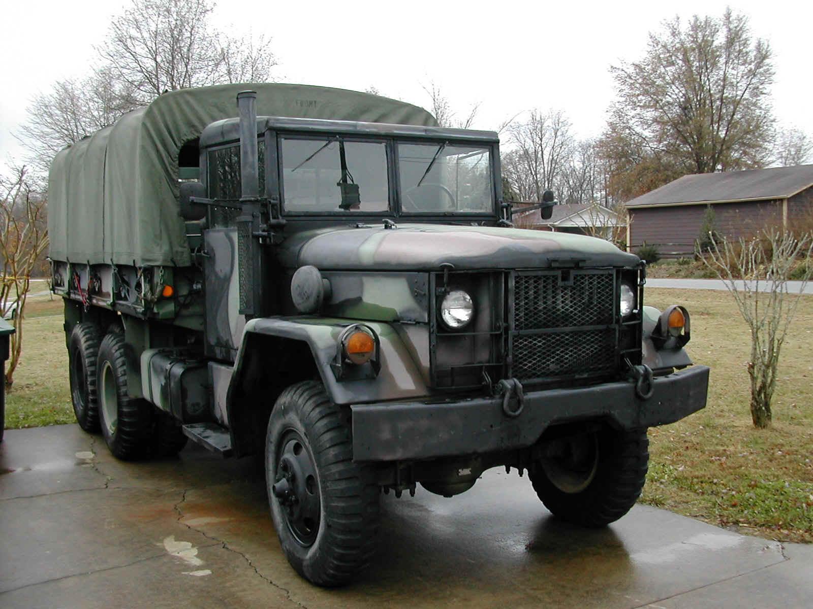 M35 Project Trucks